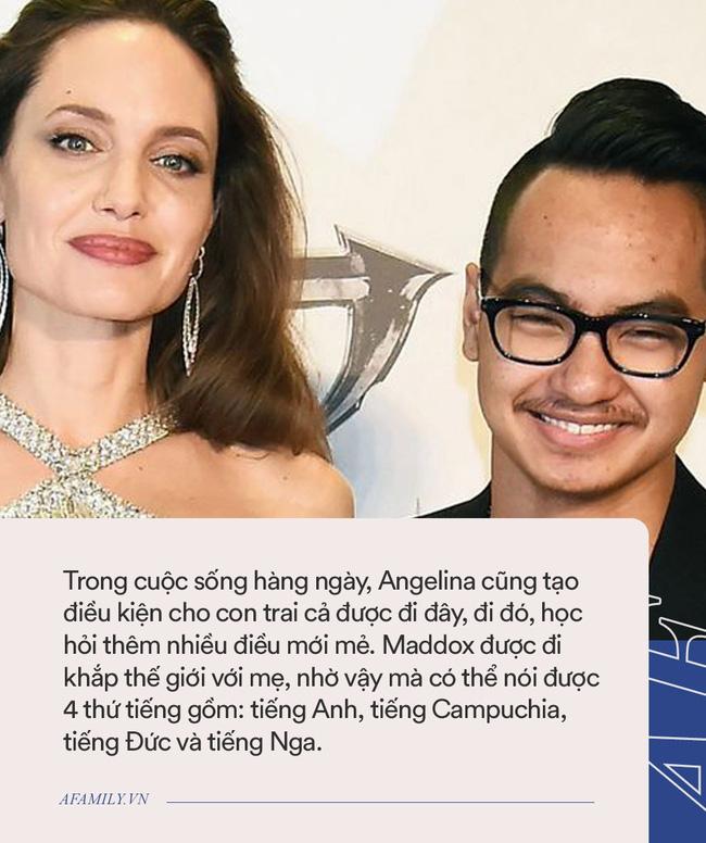 Con trai nuôi của Angelina Jolie: Từ cậu bé Campuchia mồ côi đến sinh viên đại học danh giá và lời tố cáo khiến Brad Pitt đứng hình - Ảnh 4.