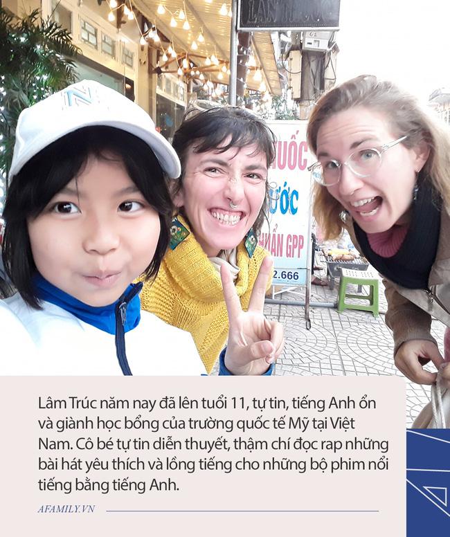 Ông bố người Tày và những chuyến đi vượt 150km mỗi tuần cùng con học ngoại ngữ: Bé 11 tuổi nói tiếng Anh như gió, giành được học bổng Mỹ - Ảnh 4.