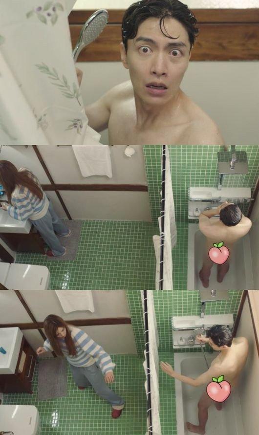 Phim Hàn bị ném đá vì cho mỹ nam khỏa thân trên sóng truyền hình, nhà đài vội chỉnh sửa 002
