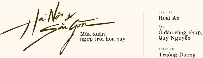 Hà Nội, Sài Gòn những ngày giao mùa: Hoa bay rợp trời làm lòng mình dịu lại - Ảnh 14.