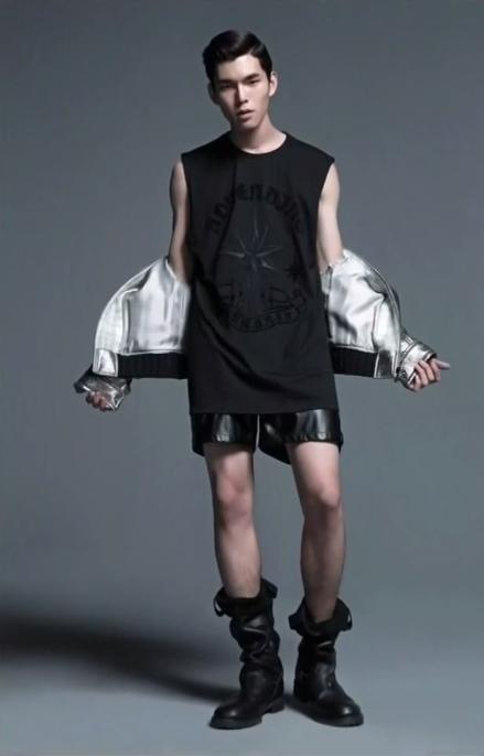 Hóa ra rich kid Penthouse Han Ji Hyun còn có em trai sinh đôi là Á quân Korea's Next Top Model! - ảnh 9