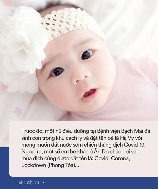 Đẻ đúng mùa dịch, mẹ trẻ ngã ngửa khi chồng đi làm giấy khai sinh cho con với cái tên độc nhất vô nhị: NGUYỄN CÔ VY - Ảnh 4.