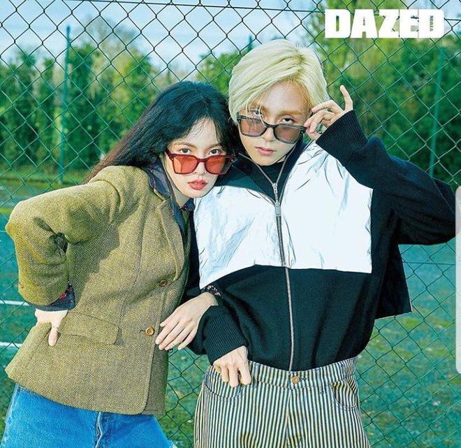 HyunA được thầy bói phán có duyên tiền định với bạn trai, thân phận kiếp trước khiến netizen trầm trồ! - ảnh 4