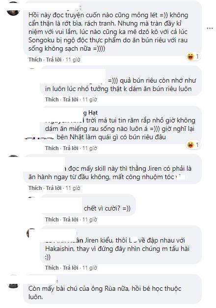 Cộng đồng mạng kéo nhau ôn lại kỷ niệm xưa khi gọi tên các chiêu thức trong Dragon Ball... theo phong cách Việt Nam - ảnh 6