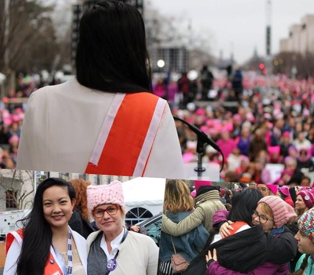 Bị cưỡng bức trên đất khách, cô gái gốc Việt tự mình đi đòi lại công bằng, thay đổi cả luật pháp nước Mỹ và nhận đề cử giải Nobel Hòa bình - ảnh 7