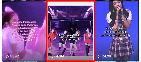 """Netizen đào clip BLACKPINK rơi vào hoàn cảnh thiếu chuyên nghiệp: Đang diễn bị BTC """"khua"""" vào cánh gà vì lý do lãng xẹt! - ảnh 4"""