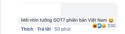 Netizen tranh cãi boygroup Vpop sắp debut: Tên thành viên quá nhập khẩu, có liên quan gì đến GOT7 không thế? - ảnh 5