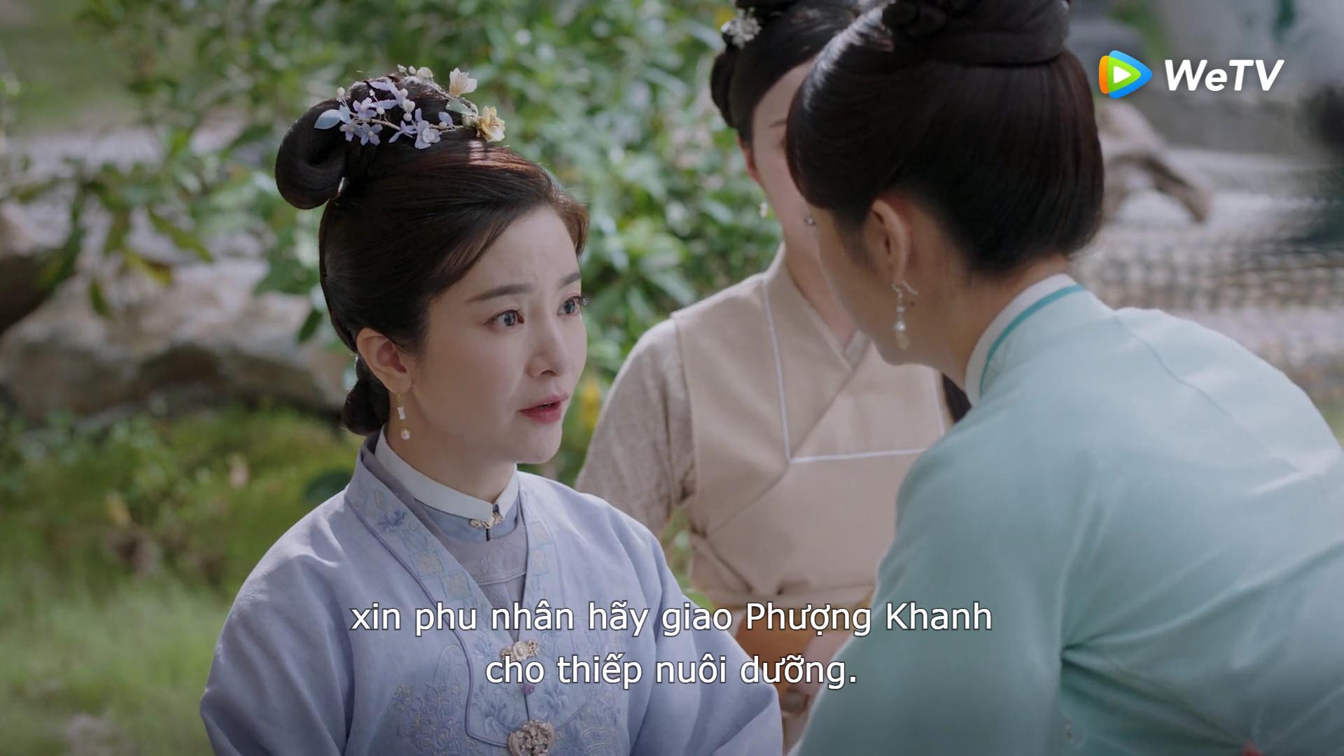 Chung Hán Lương công khai dẫn con riêng tin đồn về nhà, bị trà xanh hại suýt thiệt mạng ở Cẩm Tâm Tựa Ngọc - Ảnh 2.