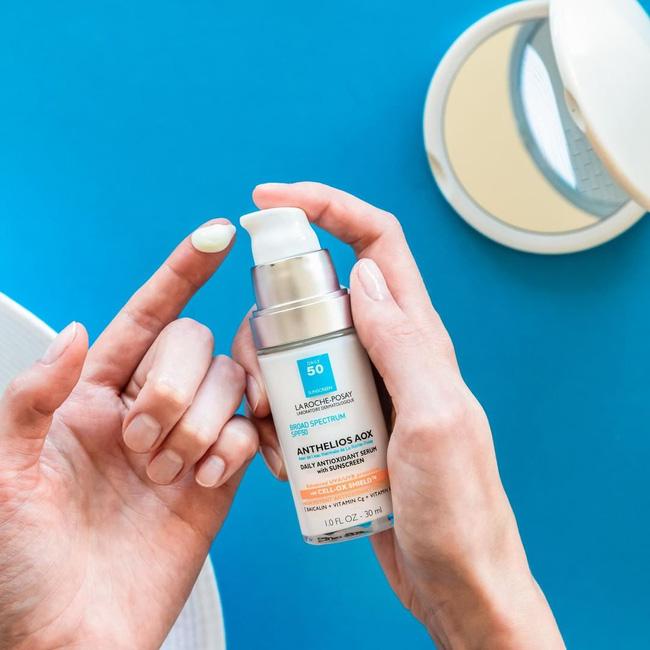 Check nhanh 6 loại serum bôi trước kem chống nắng, vừa chống lão hóa lại hack độ sáng mịn của da - Ảnh 2.