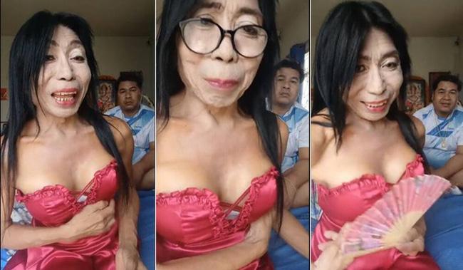 Thảm họa chuyển giới Thái Lan lại thay đổi hình ảnh với mái tóc ngắn nhìn thôi đã thấy... sợ - Ảnh 4.