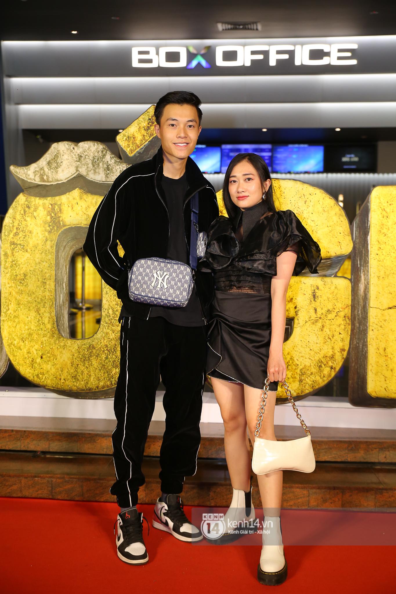 Cặp đôi nhà Đông Nhi, Lệ Quyên thi nhau show ân ái không kém cạnh Trấn Thành - Hariwon ở siêu thảm đỏ Bố Già - Ảnh 28.