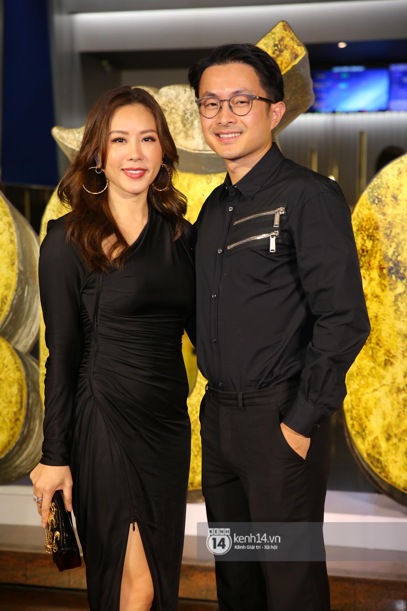 Cặp đôi nhà Đông Nhi, Lệ Quyên thi nhau show ân ái không kém cạnh Trấn Thành - Hariwon ở siêu thảm đỏ Bố Già - Ảnh 5.