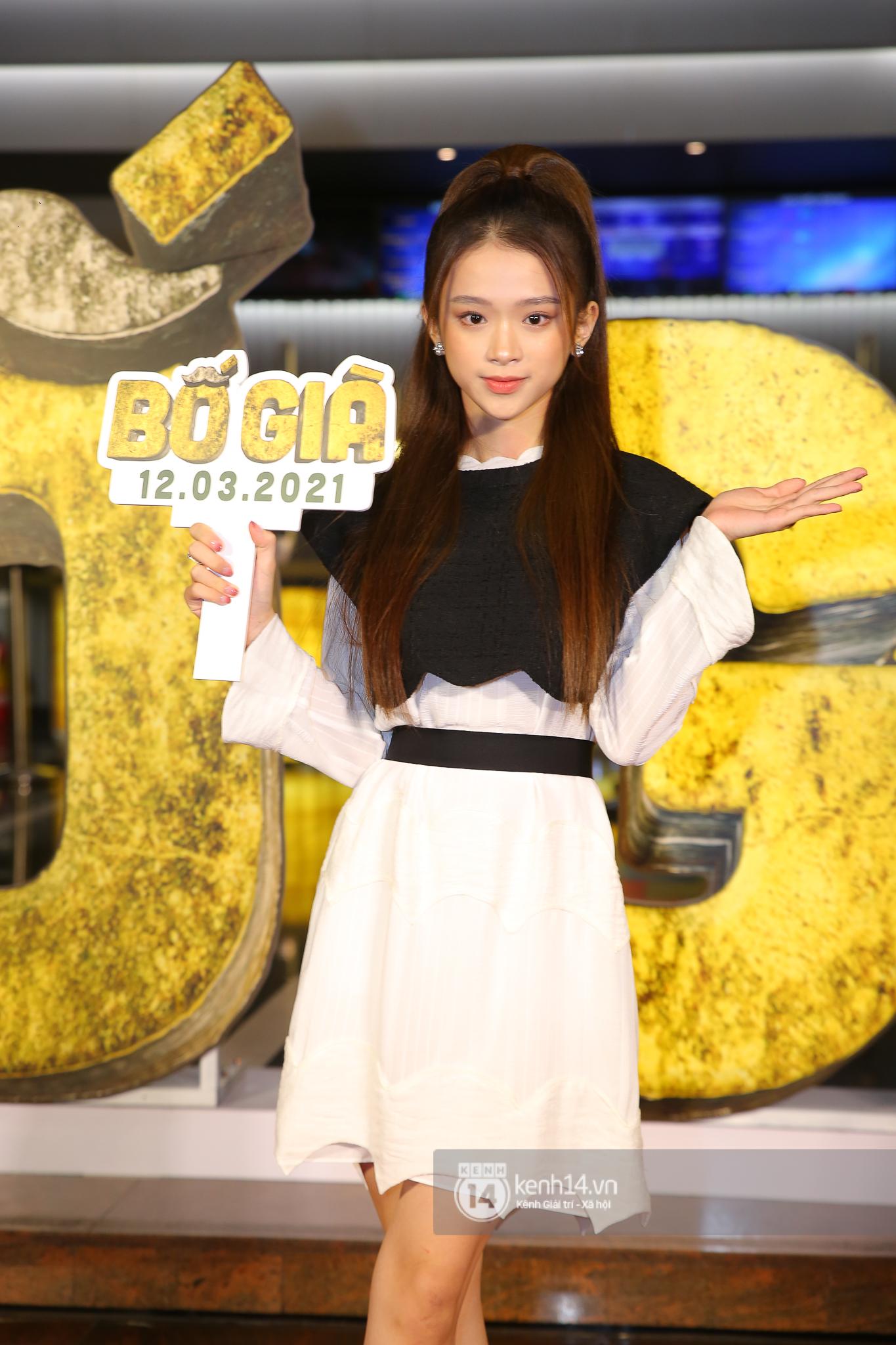 Cặp đôi nhà Đông Nhi, Lệ Quyên thi nhau show ân ái không kém cạnh Trấn Thành - Hariwon ở siêu thảm đỏ Bố Già - Ảnh 27.