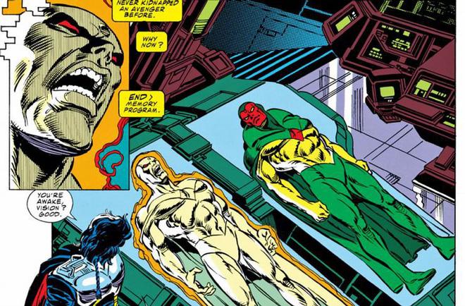 WandaVision: Sát thủ White Vision lộ diện, rất có thể chính là Ultron tái sinh? - ảnh 2
