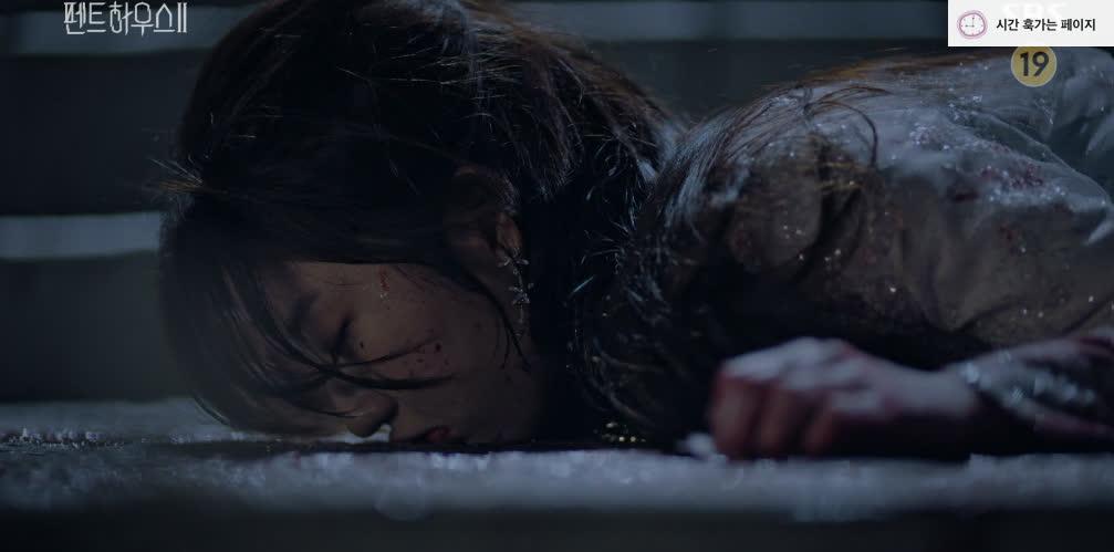 Thánh trợn Eun Byul sốc thuốc, một tay giết chết Ro Na ở Penthouse 2 tập 5? - Ảnh 10.