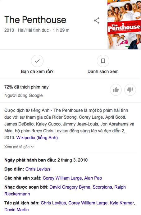 Không chỉ lọt top trending tại Việt Nam, Penthouse còn bất ngờ kéo theo một bộ phim cách đây 10 năm hồi sinh, nhưng tất cả chỉ là một cú lừa - ảnh 4