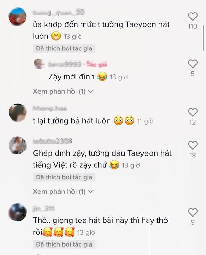 Taeyeon cover bản hit đáo ngược của Hiền Hồ ngay tại concert khiến dân tình náo loạn vì lên high note nghe y hệt bản gốc! - ảnh 1