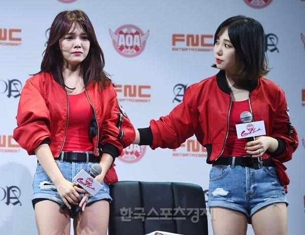 Mina (AOA) bất ngờ lên tiếng về danh tính sao nam nổi tiếng cưỡng hiếp cô, dân tình phẫn nộ vì plot twist quá lú - ảnh 2