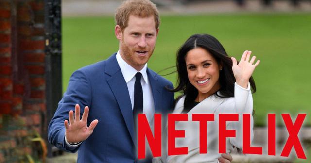 Vợ chồng Harry - Meghan ký deal hời với Netflix: Nhận 100 triệu USD để kể chuyện gia đình qua lăng kính trung thực - ảnh 1