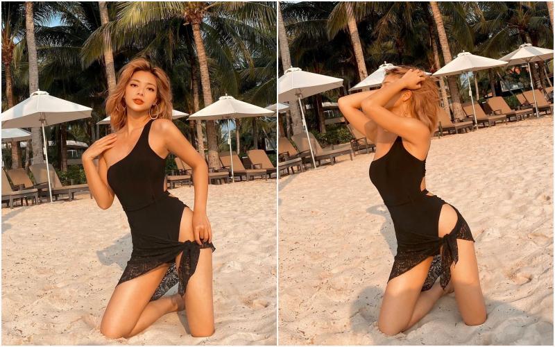 Ái nữ Chưởng môn Vịnh Xuân Nam Anh xuất hiện trên đường đua bikini, nguyên dàn hot girl vào khen nức nở