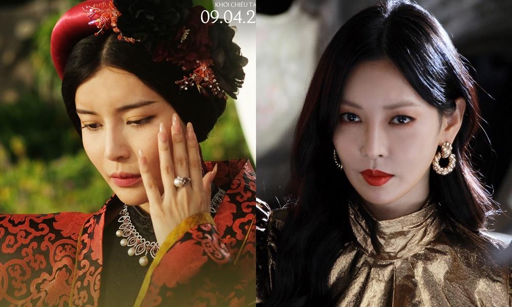 Netizen nhận ra Kiều là Penthouse bản cổ trang: Đạm Tiên đích thị là Ju Dan Tae rồi! - Ảnh 5.