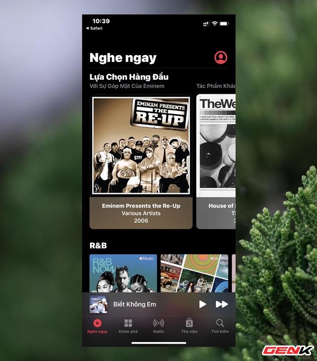 Cách đăng ký nhận 3 tháng dùng thử miễn phí Apple Music trên iPhone - ảnh 9
