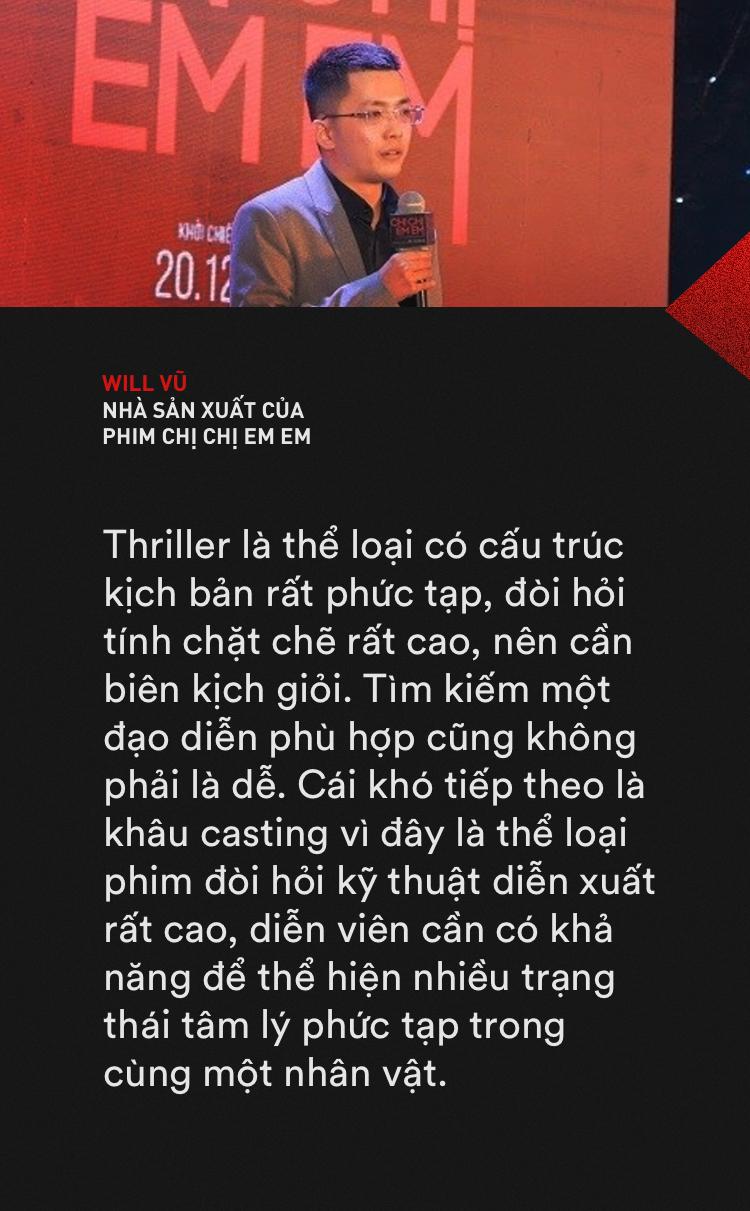 Cái khó của phim giật gân Việt - Ảnh 2.