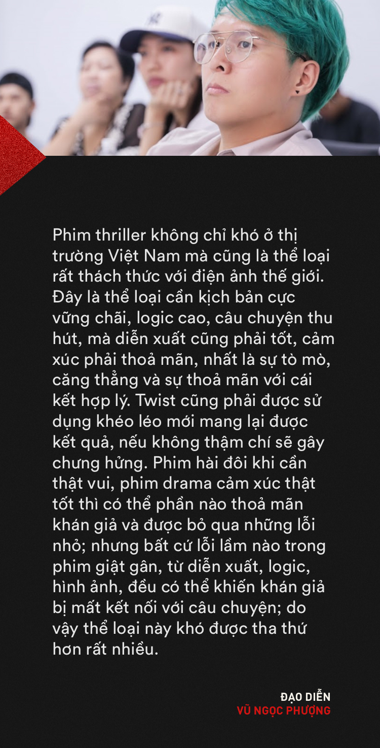 Tại sao phim giật gân Việt Nam vẫn loay hoay? - Ảnh 5.