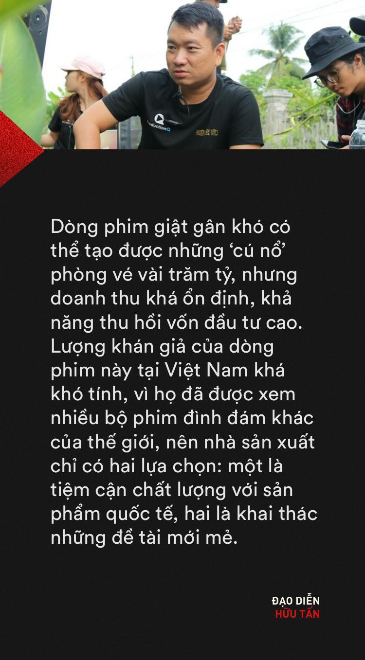 Tại sao phim giật gân Việt Nam vẫn loay hoay? - Ảnh 8.