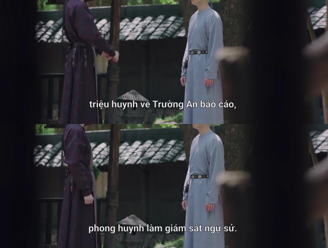 Triệu Lộ Tư bị mần nhục bởi bạn gái Nhiệt Ba, ai ngờ gặp phải nam phụ định mệnh ở Trường Ca Hành tập 19 - 20 - ảnh 6