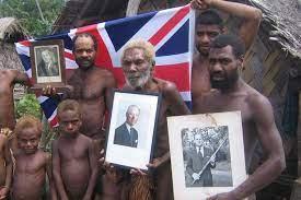 Kỳ lạ bộ lạc sống trên đảo xa tôn thờ cố Hoàng thân Philip, quyết định để tang khi hay tin ông qua đời - ảnh 2