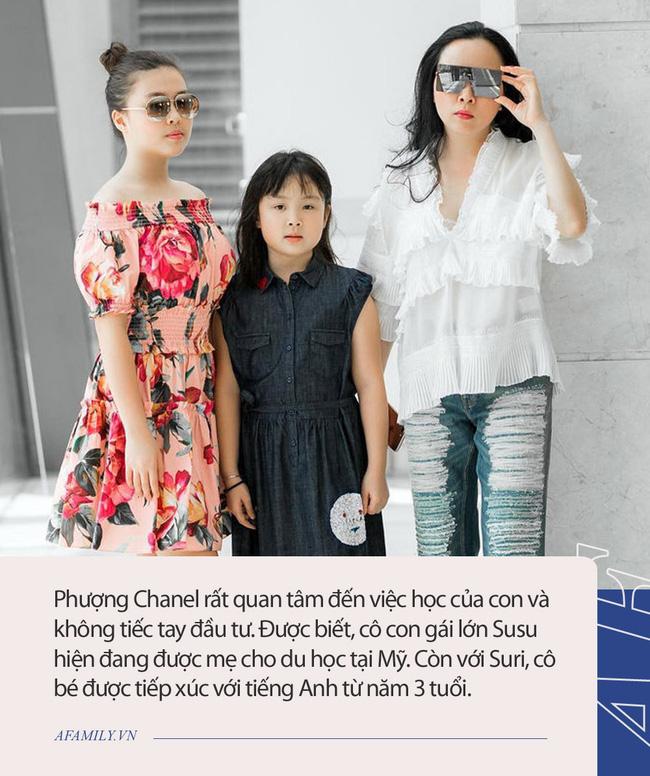 Phượng Chanel có học vấn không phải dạng vừa, nuôi dạy con học toàn trường đỉnh - Ảnh 3.