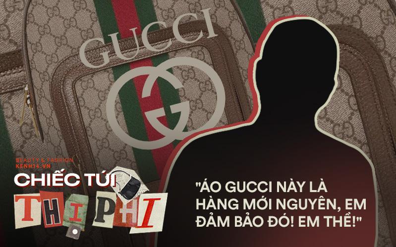 """Stylist của 1 nam ca sĩ hạng A lừa brand mua áo Gucci """"sida"""" với giá cắt cổ, ca sĩ nọ dính thị phi chưa đủ hay sao rồi giờ tới stylist?"""