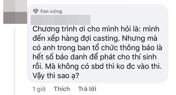 Thí sinh bức xúc BTC Rap Việt ưu tiên Mai Ngô vào casting trước, hết số báo danh nhưng không báo làm nhiều người phải ra về? - ảnh 3