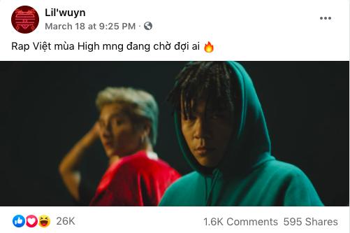 Lại thêm 2 'quái vật' lộ diện tại casting Rap Việt khiến rap fan phát cuồng 003