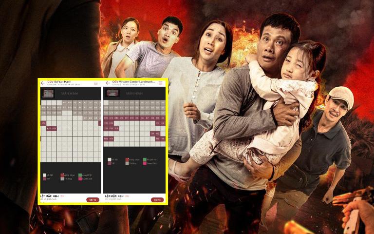 """""""Bom tấn"""" Lật Mặt: 48H của Lý Hải chưa chiếu đã cháy vé, doanh thu Sài Gòn gấp 20 lần Hà Nội!"""