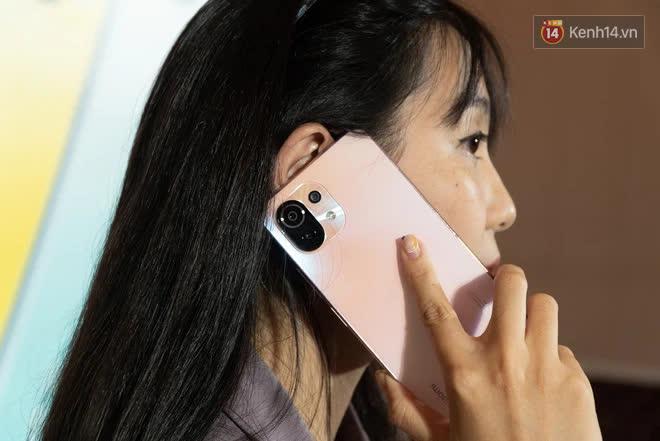 Xiaomi Mi 11 Lite và Mi 11 Lite 5G chính thức ra mắt tại Việt Nam, nhiều màu kẹo ngọt nhìn phát mê luôn! - ảnh 7