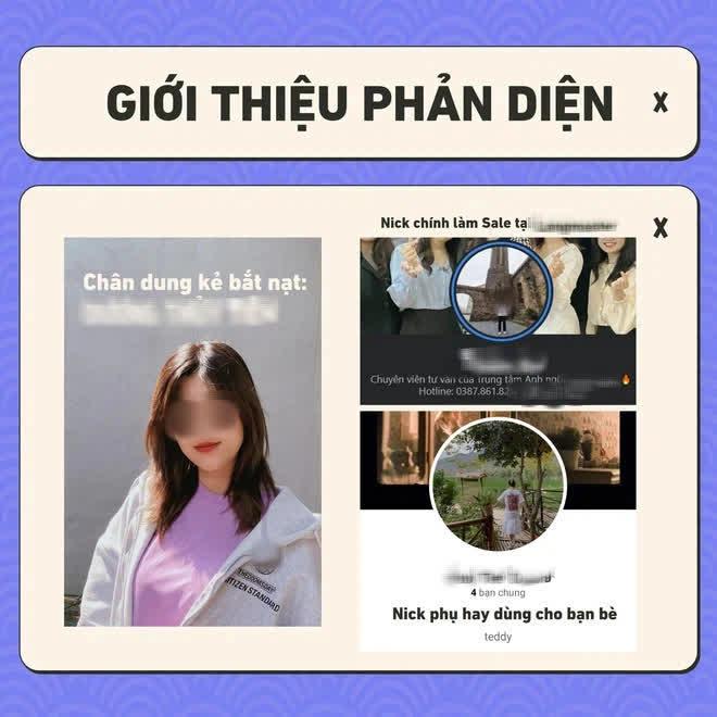 Sốc: Cô gái Hà Nội tự tay thiết kế PowerPoint để tố cáo người bắt nạt mình thời đi học, vô số trò bẩn được tiết lộ khiến dân mạng rùng mình - ảnh 2