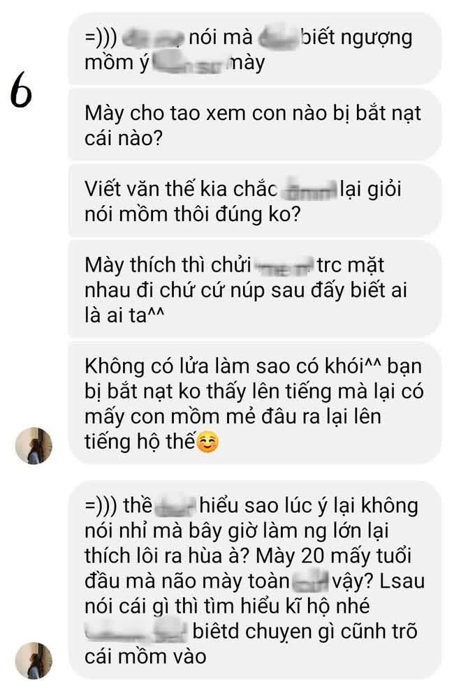 Sốc: Cô gái Hà Nội tự tay thiết kế PowerPoint để tố cáo người bắt nạt mình thời đi học, vô số trò bẩn được tiết lộ khiến dân mạng rùng mình - ảnh 5