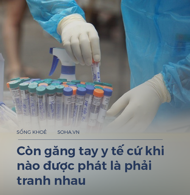 Một điều dưỡng 23 năm làm ở Bạch Mai: Giờ chúng tôi phải tranh nhau cả găng tay y tế, lương thì có lúc không đủ đóng học cho con - ảnh 2