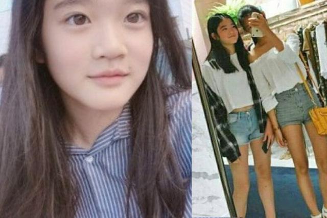 Cháu gái gia tộc Samsung lộ diện đã lập tức gây bão MXH với diện mạo thanh thuần nhưng chiếm trọn spotlight lại là bộ quần áo của tiểu thư 17 tuổi - ảnh 11