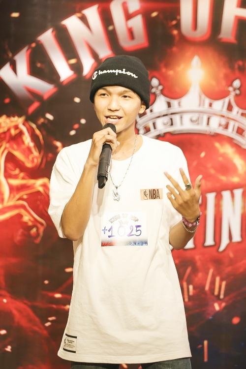 3 quái vật của King Of Rap tràn qua Rap Việt tranh tài: Trùm cuối khiến cư dân mạng phải giật mình - ảnh 3