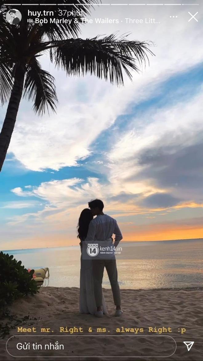 Ngô Thanh Vân cứ như bà hoàng, muốn đi biển là được Huy Trần chiều ngay, còn gợi lại không gian hẹn hò như ngày mới yêu - ảnh 3