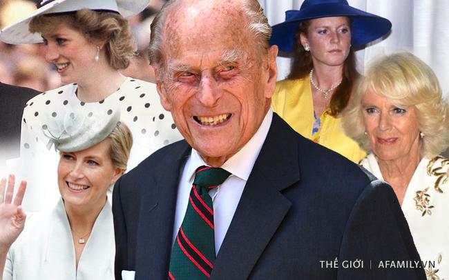 Quan hệ tốt đẹp của Hoàng tế Philip và các nàng dâu: Công nương Diana nhận sự đối đãi đặc biệt nhưng vẫn chưa phải là người được yêu quý nhất - ảnh 1