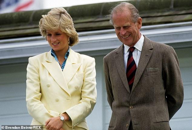 Quan hệ tốt đẹp của Hoàng tế Philip và các nàng dâu: Công nương Diana nhận sự đối đãi đặc biệt nhưng vẫn chưa phải là người được yêu quý nhất - ảnh 2