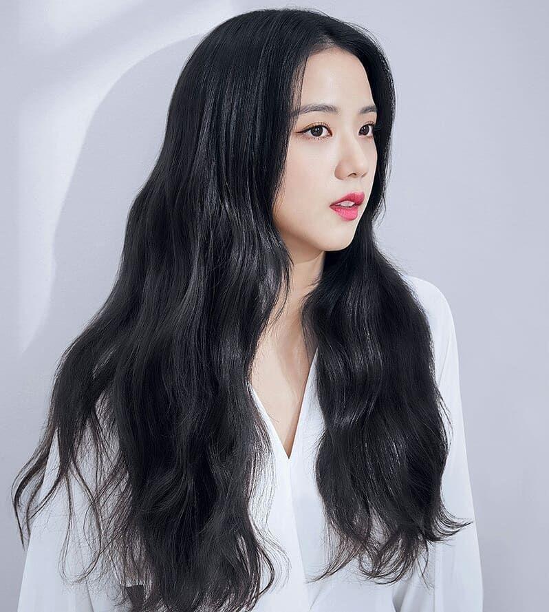 Đẳng cấp của idol đẹp như Hoa hậu: Jisoo chứng minh khả năng cân được mọi màu tóc, từ cơ bản đến chóe lọe - Ảnh 12.