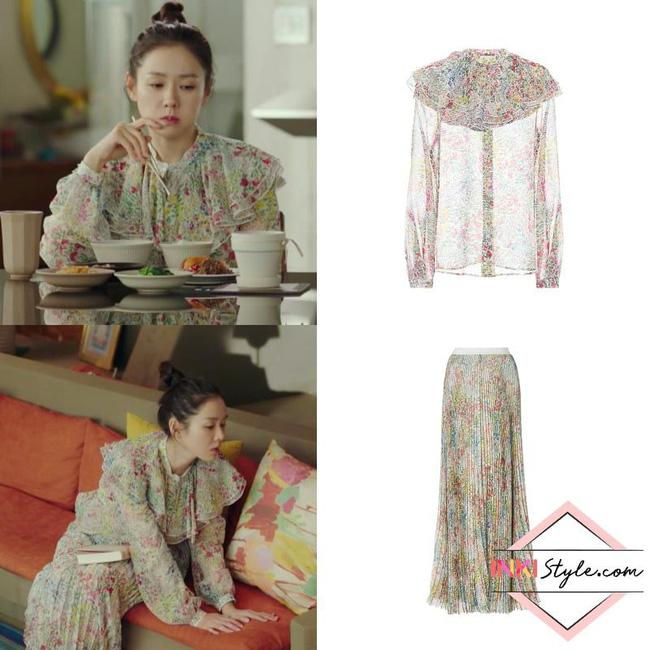 Từ trong phim ra ngoài đời, Son Ye Jin đều tích cực diện một mẫu váy siêu xinh tươi và trẻ trung - ảnh 7