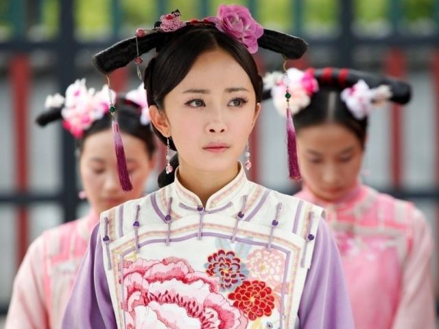 8 lần Dương Mịch hóa mỹ nhân cổ trang đẹp bá cháy: Số 5 quá kinh điển, so kè với cả Lưu Diệc Phi - Lâm Tâm Như - Ảnh 16.
