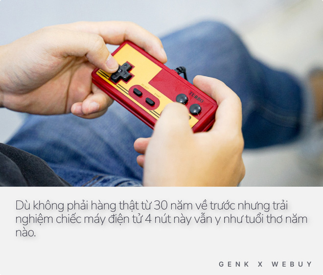 WeBuy đồ cổ: Năm 2021, chơi điện tử 4 nút có còn vui? - ảnh 10