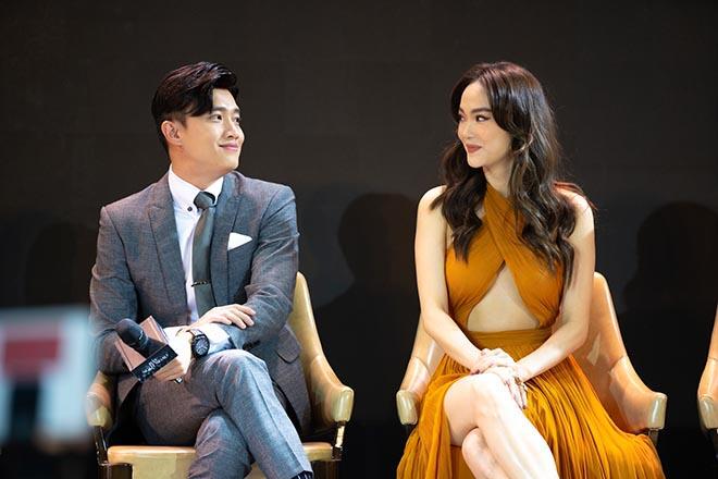 Độc Quyền: Bắt gặp Quốc Trường và Minh Hằng hẹn hò trong tiệc sinh nhật, ôm hôn công khai đến kéo nhau ra riêng 1 góc - Ảnh 13.